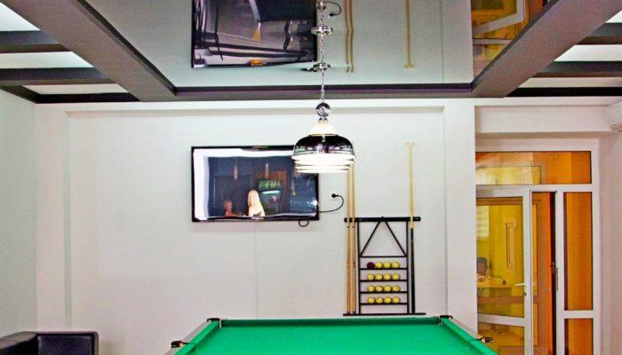 Бильярд и Теннис в комплексе отдых Империал Героевка Керчь