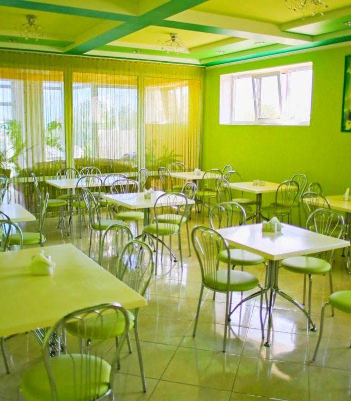 Кафе - Империал Керчь отдых в Героевке