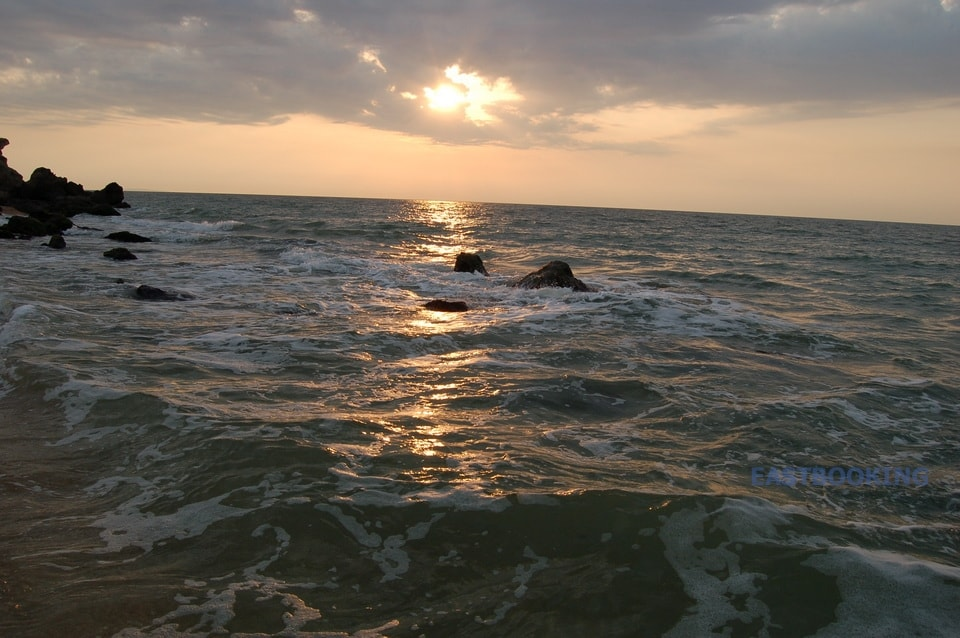 Героевка отдых в Крыму