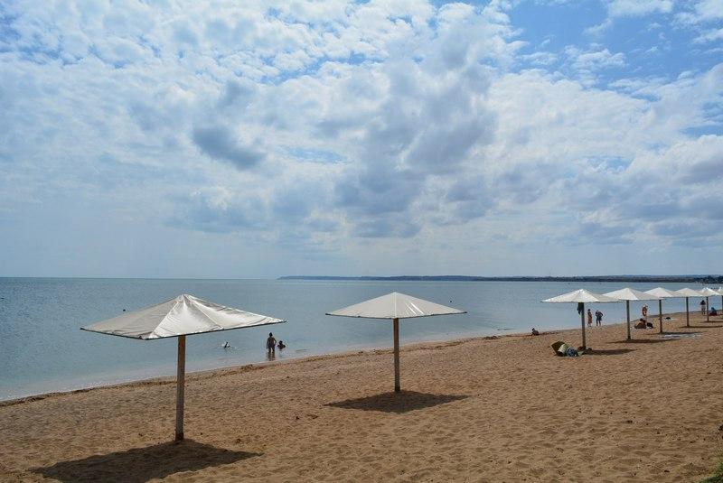 Героевка Керчь пляжи