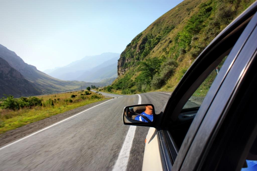 как добраться до Героевки Керчь на автомобиле