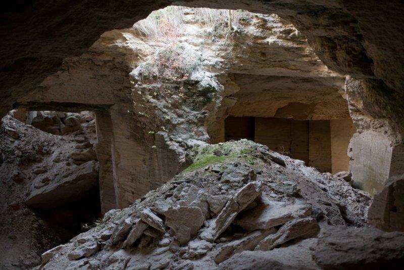Аджимушкайские каменоломни керчь